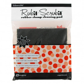 Rub it-Scrub it - Rubber stamp cleaning pad