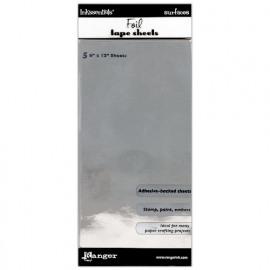 Ranger Inkssentials Aluminium Foil Tape Sheets - 3pcs 15cmx30cm