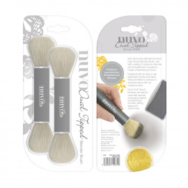 Nuvo Duel Ended Blender Brush
