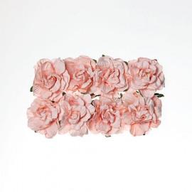 Paper flowers Clove light pink