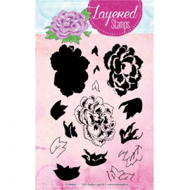 Clear Stamps - Layered Stamps 02
