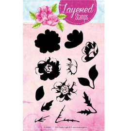 Clear Stamps - Layered Stamps 04
