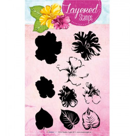 Clear Stamps - Layered Stamps 06