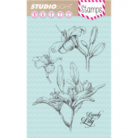 Clear Stamps - Basic Stamps 134