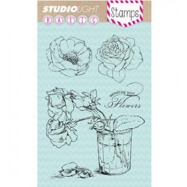 Clear Stamps - Basic Stamps 136