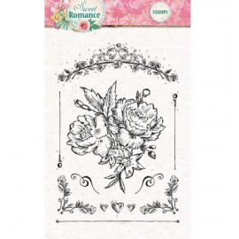 Clear stamps - Sweet romance 128