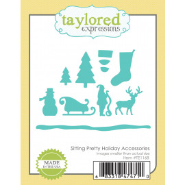TAYLORED Sitting Pretty - Holiday Accessories