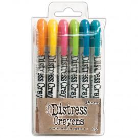 Distress Crayons set#1