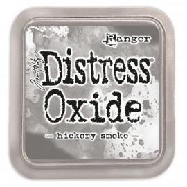 Tim Holtz distress oxide hickory smoke