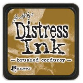 Mini Distress Ink Pad Brushed Corduroy