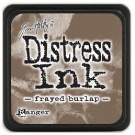 Mini Distress Ink Pad Frayed Burlap