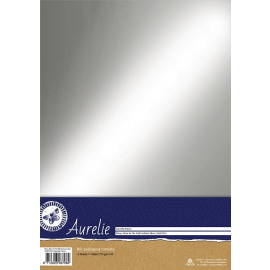 Mirror, Mirror On The Wall Cardstock Silver