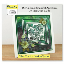 DIE CUTTING BOTANICAL APERTURES CLARITY  ii BOOK