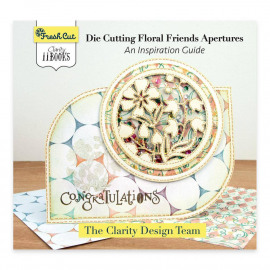 Die Cutting Floral Friends Apetures IIBOOKS