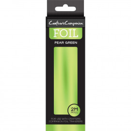 Crafter's Companion Foil 2m Roll PEGR