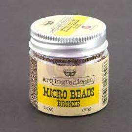 Micro Beads Bronze
