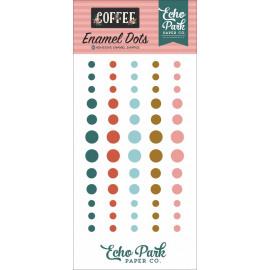Echo Park Coffee Enamel Dots