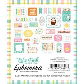 Echo Park Easter Wishes Ephemera