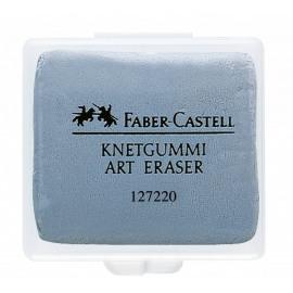 FABER CASTELL KNEEDGUM GRIJS