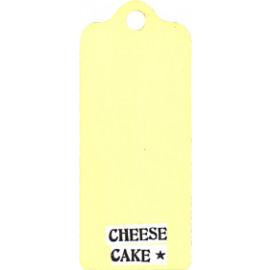 Fresco Finish - Cheesecake