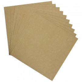 Paper Pack of 10 - Kraft