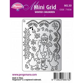 Mini Grid winter Children 2
