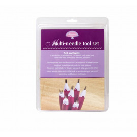 MULTI-NEEDLE TOOL SET
