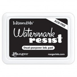 Watermark Resist Dual Purpose ink pad