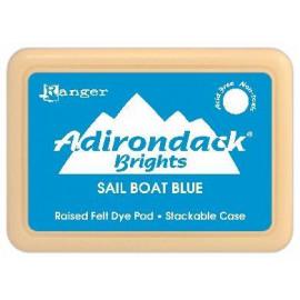 Adirondack Brights Sail Boat Blue