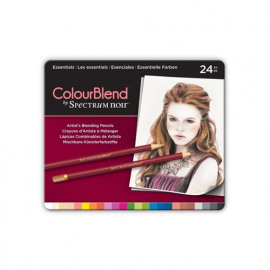 COLOURBLEND - ESSENTIALS - 24PC
