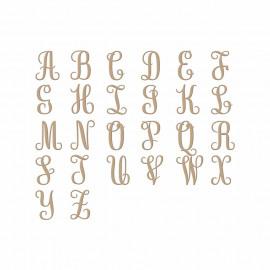 Spellbinders Elegant Monograms Hot Foil Plate