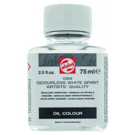 Odourless White spirit