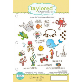 Taylored Expressions Under The Sea  27PC