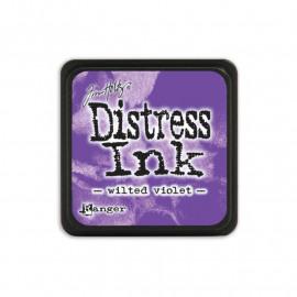 Mini Distress Ink Pad Wilted Violet