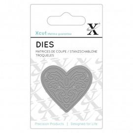 Dinky Die (1pc) - Heart