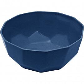 Bowl Cubic indigo