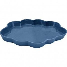 Cloud tray/schaaltje indigo