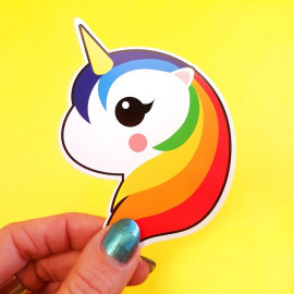 Sticker Unicorn