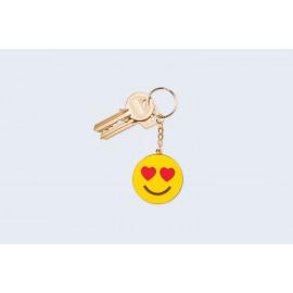 Sleutelhanger Emoji In love