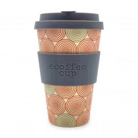 Ecoffeecup Swirl - koffiebeker - 400 ml