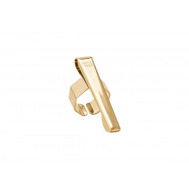 Kaweco Shape Clip goud