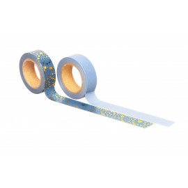 Washi tape set - Splashed out
