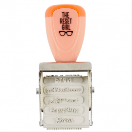 Stempel the  reset girl