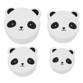 Snack box Panda - set
