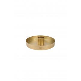 Kaarsenhouder metaal goud Zusss