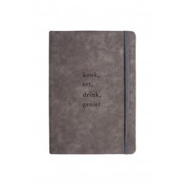 Receptenboek Kook, eet, drink, geniet / Zusss