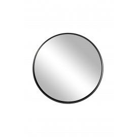 Spiegel metaal/rond Zusss