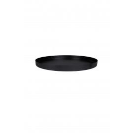 Stylingbord zwart metaal 40 cm / Zusss