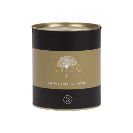 Thee in luxe koker - groen thee/citroen - Zusss