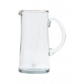 Waterkan Gerecycled glas Zusss